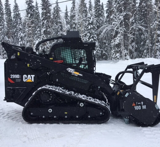Family Owned Land Management Company - Stump Grinding, Snow Blowing, Lot Clearing & Excavation
