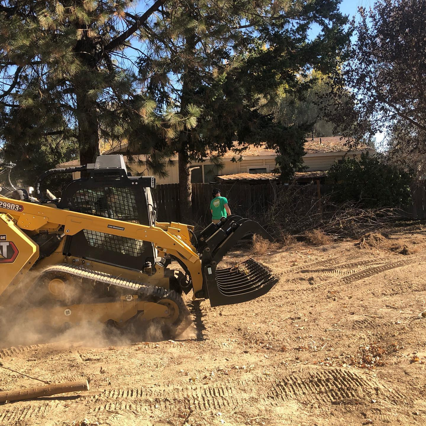 land clearing boise