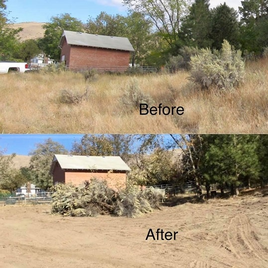boise land clearing service