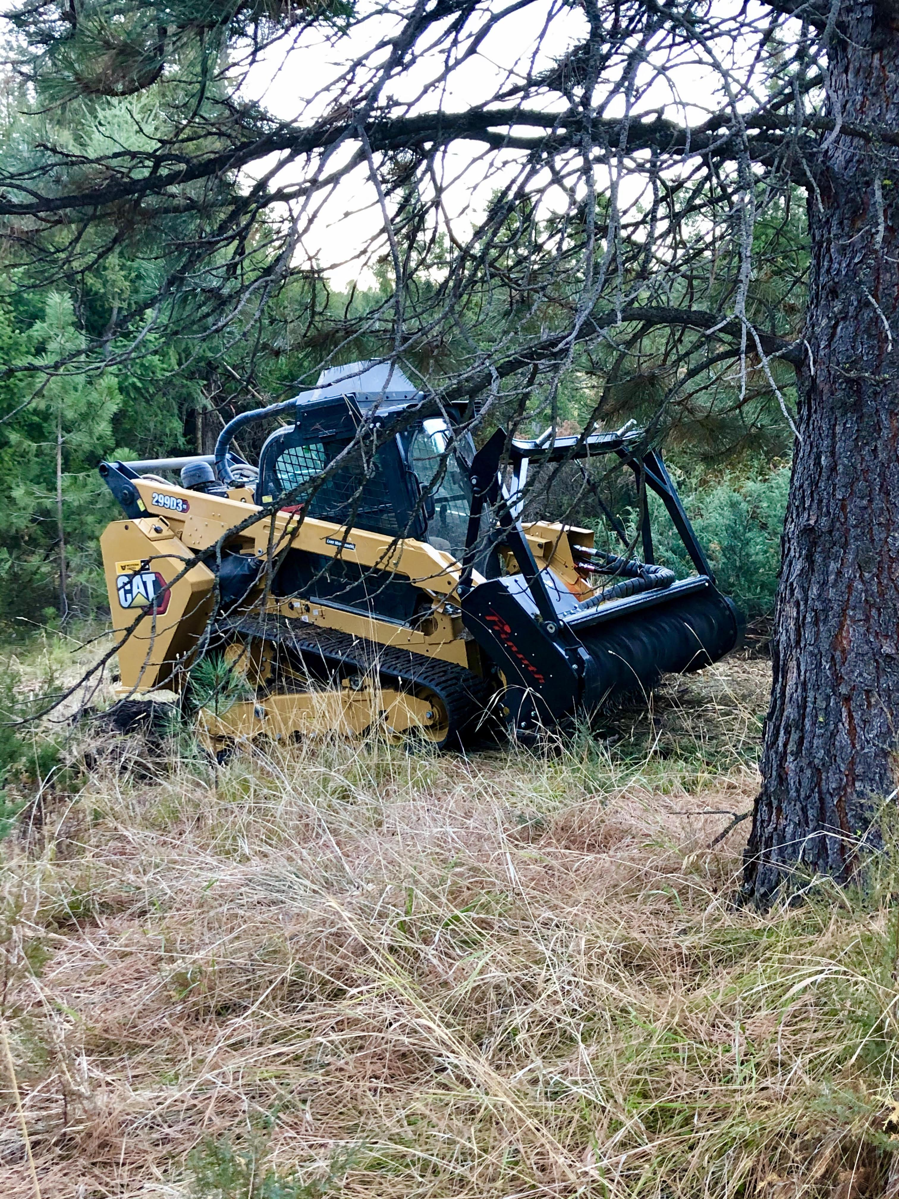 idaho land clearing services